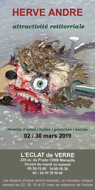 herve andre expo mars 2019