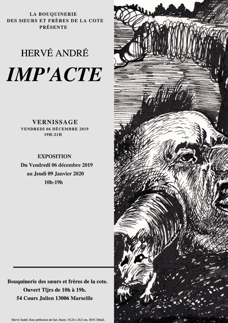Exposition Herve Andre - Imp_acte