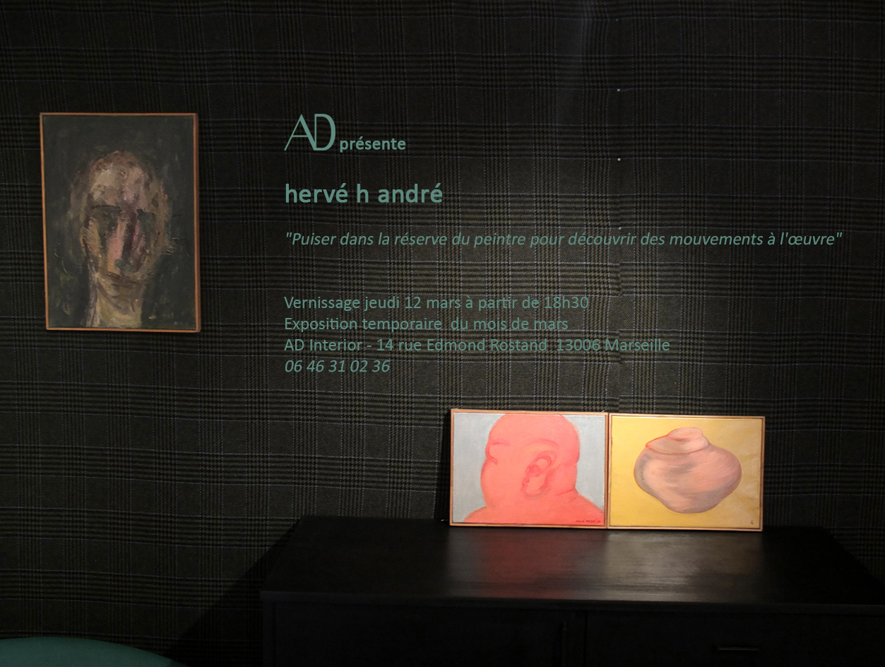 herve h andre _ exposition AD _ Marseille